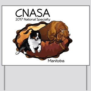 CNASA Nationals 2017 Yard Sign